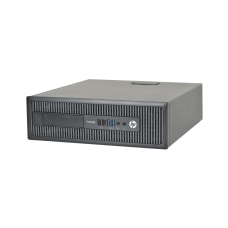 HP 600 G1 Refurbished Desktop PC