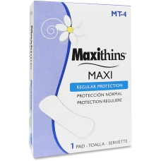Hospeco MaxiThins Maxi Pads For Vending