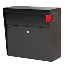 Mail Boss Metro Mail Wall Mount