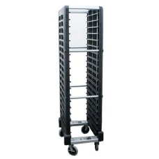 Rubbermaid 18 Tier Mobile Steam Table