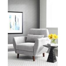 Serta Artesia Collection Arm Chair Smoke