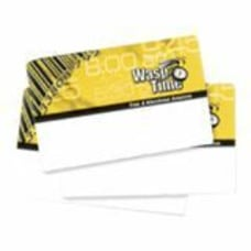 Wasp Employee Time Card Magnetic Stripe