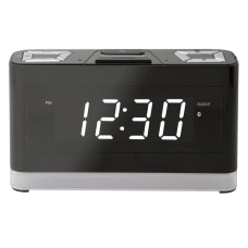 iLive Wireless Voice Activated Digital Clock