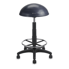 Gaiam High Rise Balance Ball Stool