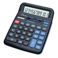 Desktop Calculator 12 Digit AbilityOne 7420