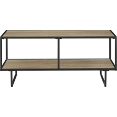 Ameriwood Home Emmett Metal TV Stand