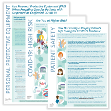 ComplyRight Healthcare Professionals COVID 19 Posters