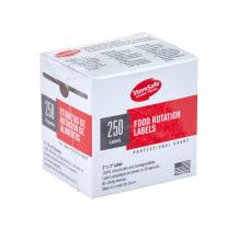 Cambro Bulk Food Rotation Labels 23SLINB250
