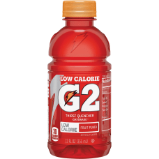 Gatorade Quaker Foods G2 Fruit Punch