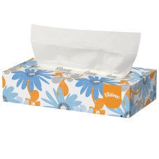 Kimberly Clark Signal Facial Tissue Box