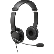 Kensington Hi Fi USB Headphones Stereo