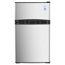 Avanti RA31B3S Counterhigh Refrigerator BlackStainless Steel