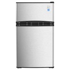 Avanti RA31B3S Counterhigh Refrigerator BlackStainless Steel