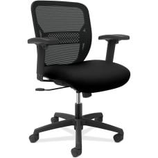 HON Gateway Adjustable Task Chair Black