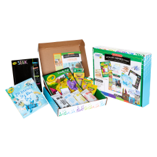 Crayola CreatED Writing Family Engagement Kit