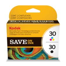 Kodak 30 BlackColor Ink Cartridges Pack