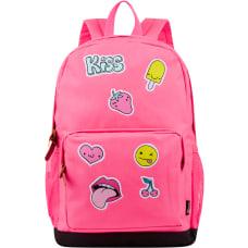 Volkano Icon Backpack Pink
