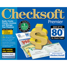 Avanquest Checksoft Premier Windows