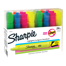 Sharpie Accent Tank Style Highlighters Chisel