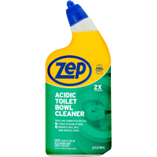 Zep Acidic Toilet Bowl Cleaner Gel