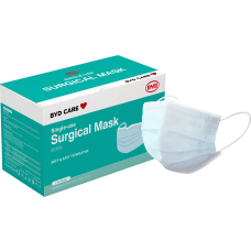 BYD Care Surgical Masks Adult One