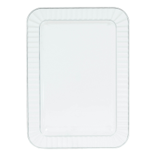 Amscan Plastic Appetizer Trays 5 x