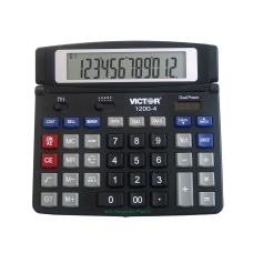 Victor 1200 4 Professional Desktop Calculator