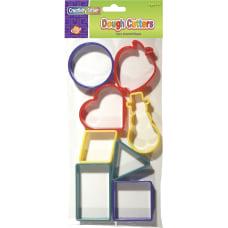 Pacon Shapes Dough Cutter Set Set