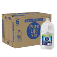 Arrowhead Distilled Water 128 Oz Case