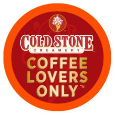 Cold Stone Creamery Single Serve Coffee