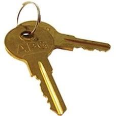 APG Cash Drawer Key Set