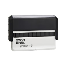 Custom 2000 PLUS Self Inking Signature