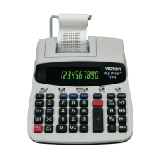 Victor 1310 Big Print Calculator