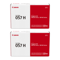 Canon Genuine 057 High Yield Black