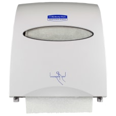 Kimberly Clark Slimroll Towel Dispenser White