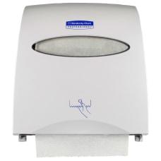 Kimberly Clark Slimroll Towel Dispenser White