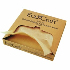 Bagcraft Papercon EcoCraft Grease Resistant Paper
