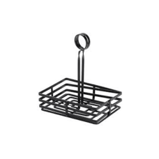 American Metalcraft Flat Coil Condiment Basket