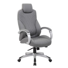 Boss Office Products Hinged Arm Ergonomic