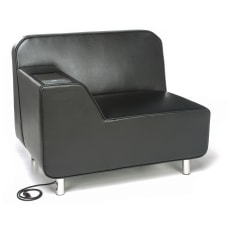 OFM Serenity Series Right Arm Lounge