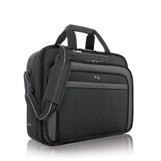 Solo Empire 173 Briefcase Black