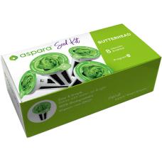 Aspara Butterhead Lettuce Seed Kit Kit