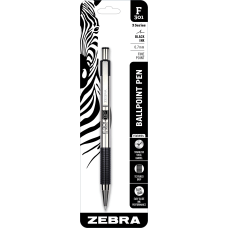 Zebra F 301 Stainless Steel Retractable