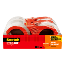 Scotch Long Lasting Storage Packing Tape