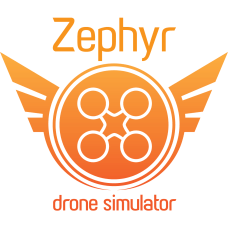 Zephyr Drone Simulation Software For PCMac