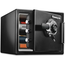 Sentry Safe Large FireWater Safe Combination