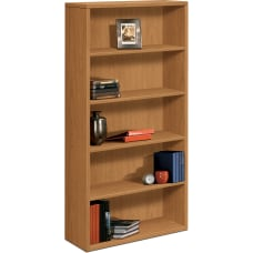 HON 10500 Series 5 Shelf Bookcase