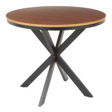 LumiSource X Pedestal Dinette Table 30