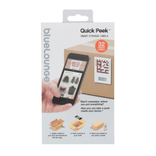 Bluelounge Quick Peek Self Adhesive Smart