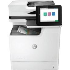 HP LaserJet M681f Color Laser All